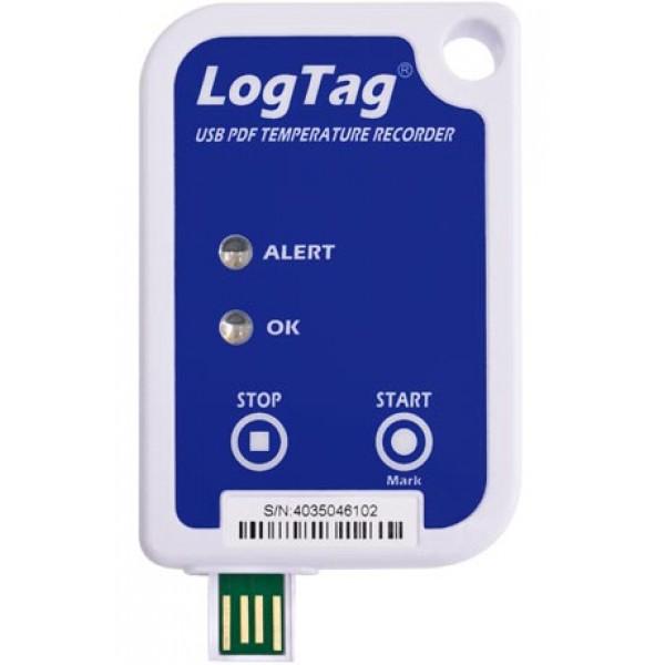 Nhiệt kế tự ghi nhiệt độ dùng 1 lần LogTag USRIC-8