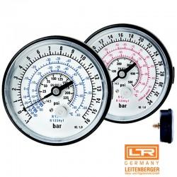 Đồng hồ nhiệt độ , áp suất