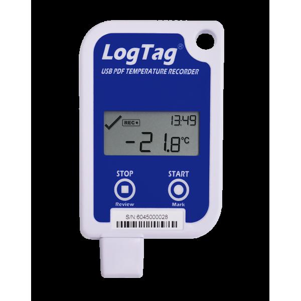Thiết bị tự ghi nhiệt độ trong nhà thuốc LogTag UTRID-16